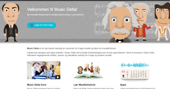 Har du prøvd MusicDelta ennå?