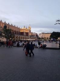 Krakow: Rådshusplassen